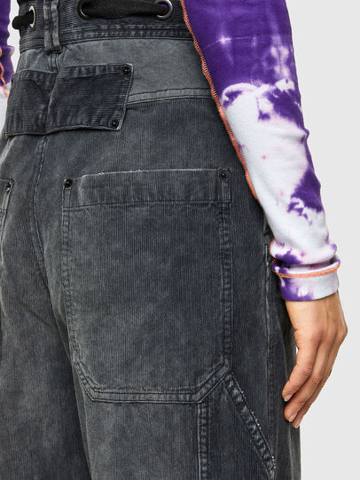 Diesel - P-KIRITE, Black - Pants - Image 3