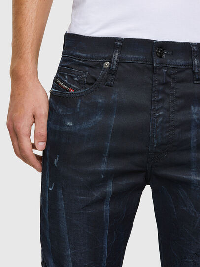 Diesel - D-Reeft JoggJeans 069RB, Dark Blue - Jeans - Image 3