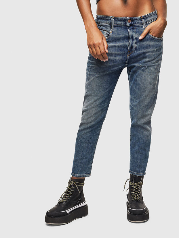 Fayza 0890Y, Medium blue - Jeans