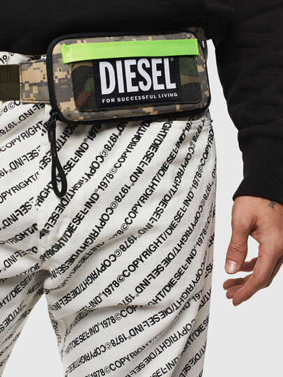 Diesel - BELT RUBBER CASE BIG,  - Continental Wallets - Image 6