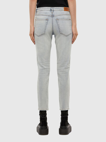 Diesel - Babhila 009JL, Light Blue - Jeans - Image 2