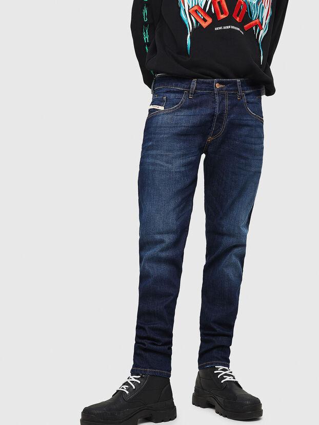D-Bazer 082AY, Dark Blue - Jeans