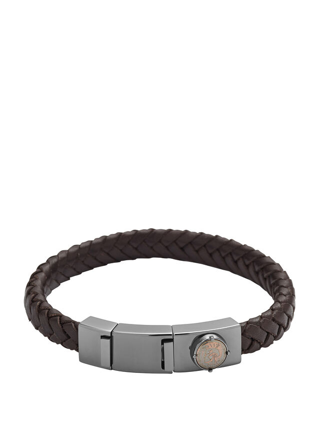 BRACELET DX0856, Dark Brown