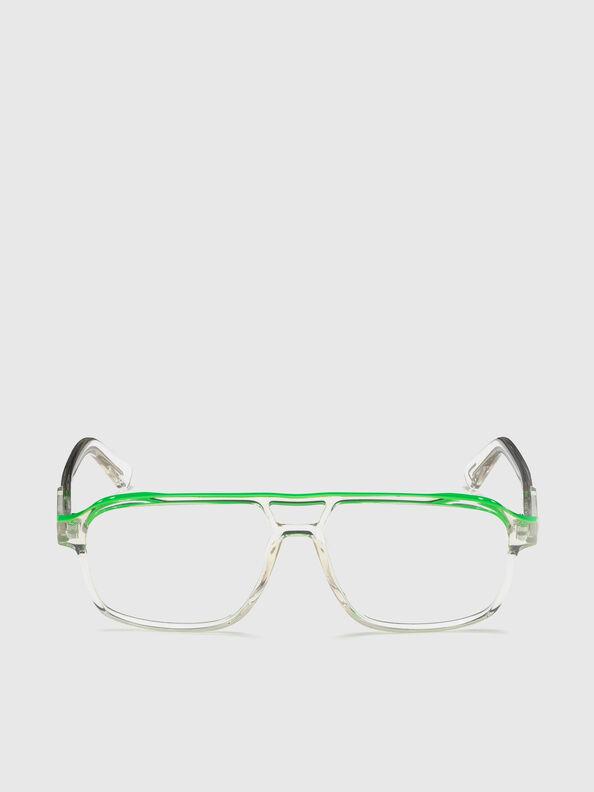 DL5309, Green - Eyeglasses