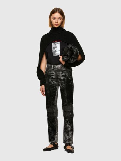 Diesel - TYPE-1007-NE, Black/Dark grey - Jeans - Image 6