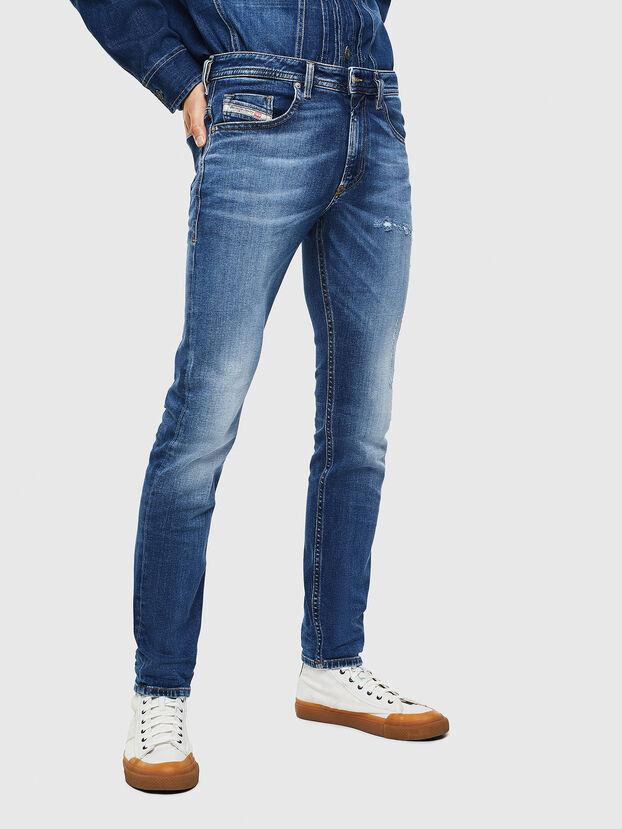 Thommer 0097W, Dark Blue - Jeans