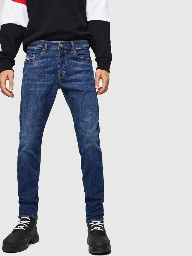 Diesel - Buster 082AZ, Medium blue - Jeans - Image 1