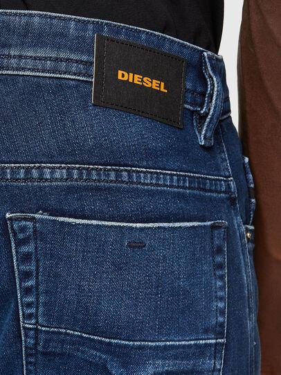Diesel - Thommer 009JE, Dark Blue - Jeans - Image 4