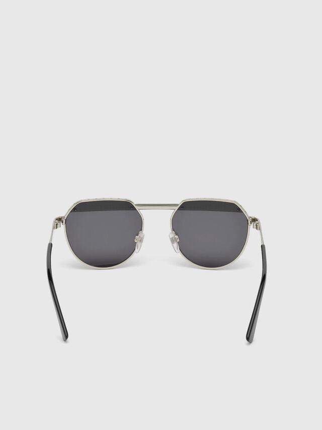 Diesel DL0260, Black - Eyewear - Image 4