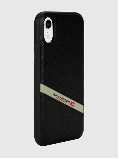 Diesel - DIESEL LEATHER CO-MOLD CASE FOR IPHONE XR,  - Cases - Image 6
