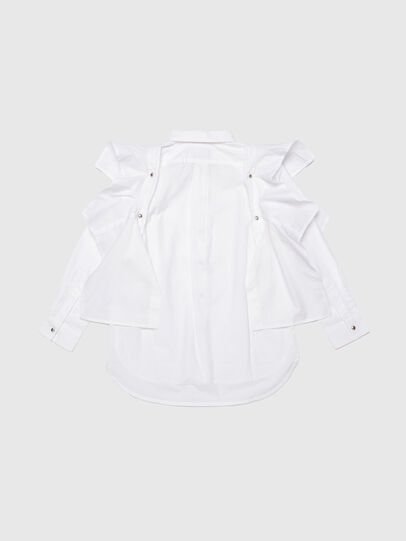 Diesel - CRAILYS, White - Shirts - Image 2