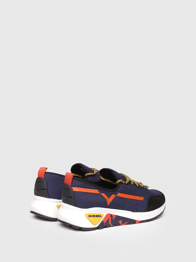 Diesel - S-KBY, Dark Blue - Sneakers - Image 3