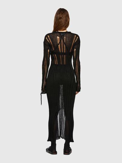 Diesel - M-MARYLAND, Black - Dresses - Image 2