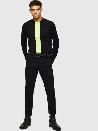Diesel - K-TAPEX, Black - Knitwear - Image 5