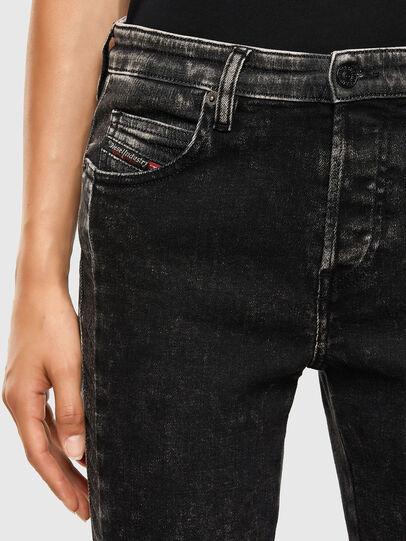 Diesel - Babhila 009FH, Black/Dark grey - Jeans - Image 3