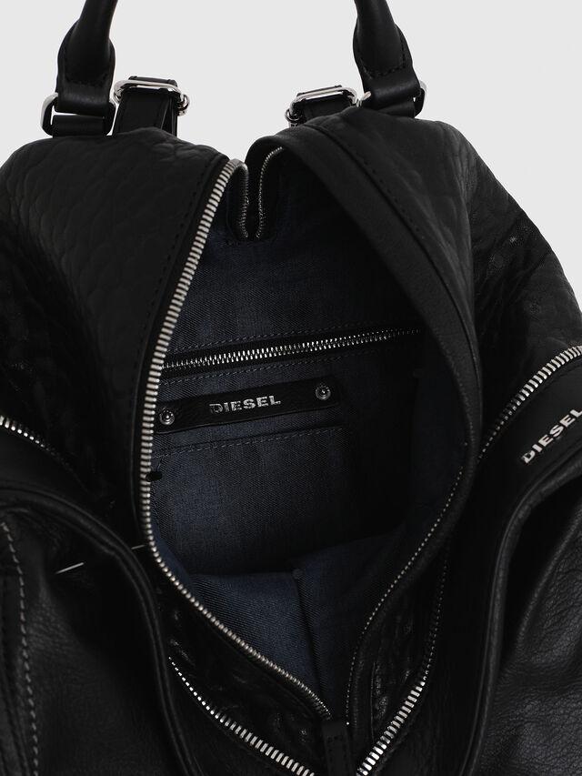 Diesel LE-MHONIC, Black - Backpacks - Image 4