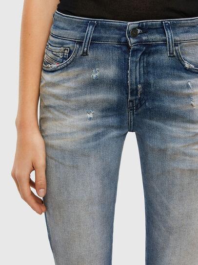 Diesel - Slandy 009JJ, Medium blue - Jeans - Image 3