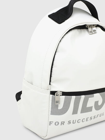 Diesel - F-BOLD BACK FL II, White - Backpacks - Image 5