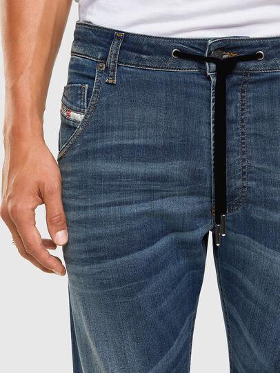 Diesel - KROOLEY JoggJeans® 069NK, Medium blue - Jeans - Image 3