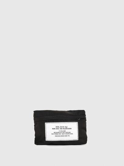 Diesel - DUPAK, Black - Travel Bags - Image 6