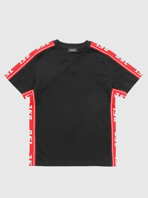 TJUSTRACE, Black/Red - T-shirts and Tops