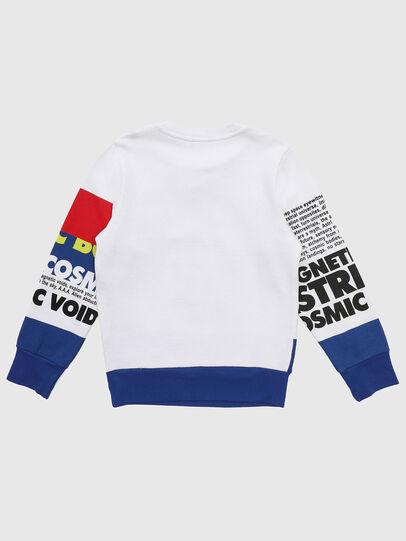 Diesel - SRUBLO, White/Red/Blu - Sweaters - Image 2