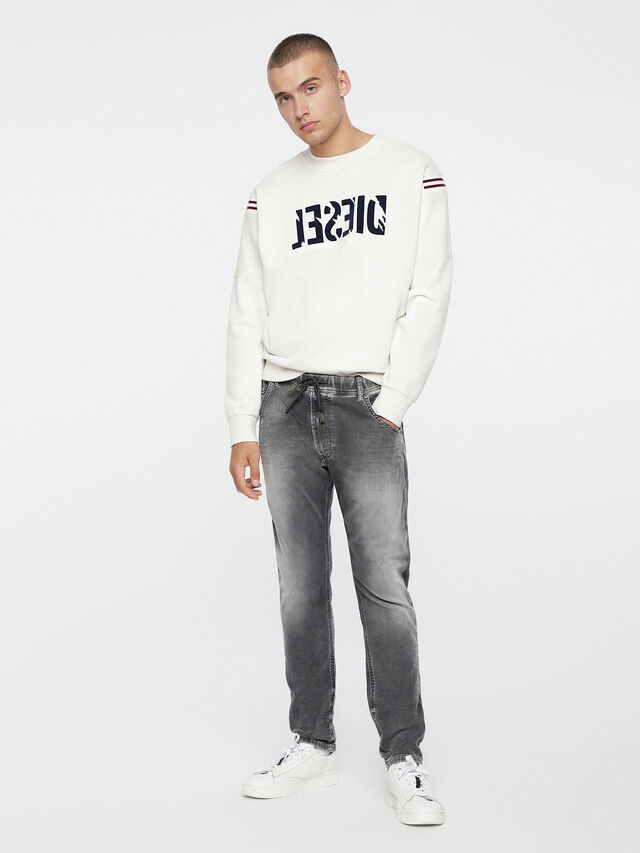 Krooley JoggJeans 0855B, Light Grey