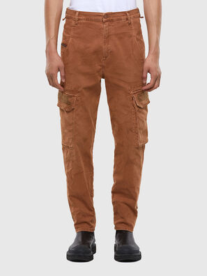 D-Krett JoggJeans 069RJ, Light Brown - Jeans