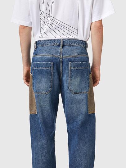 Diesel - D-Franky 0GCAY, Medium blue - Jeans - Image 5