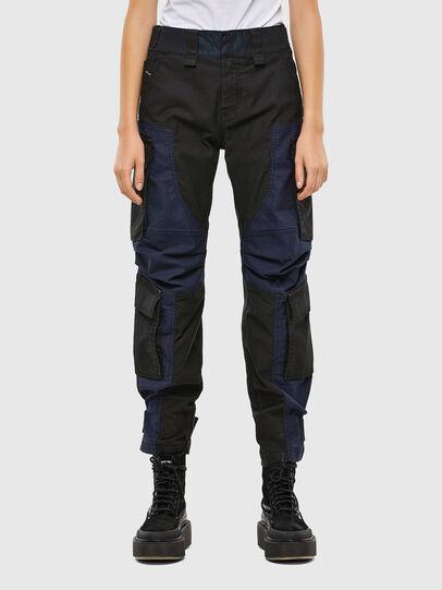 Diesel - D-Kiki JoggJeans® 009KM, Black/Dark grey - Jeans - Image 1