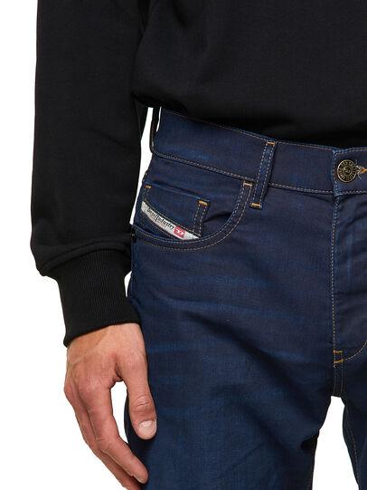 Diesel - D-Strukt JoggJeans® Z69VZ, Dark Blue - Jeans - Image 3