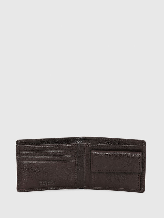 Diesel HIRESH XS, Brown - Small Wallets - Image 3