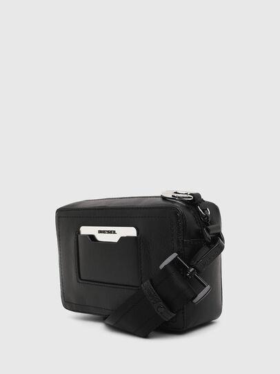 Diesel - ROSA' ML, Black - Crossbody Bags - Image 4