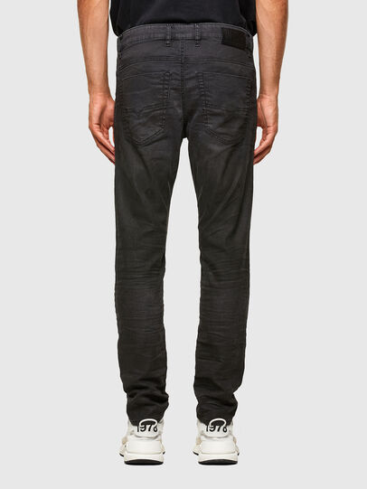 Diesel - KROOLEY JoggJeans® 069QL, Black/Dark grey - Jeans - Image 2
