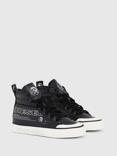 Diesel - SN MID 07 MC LOGO CH, Black - Footwear - Image 2