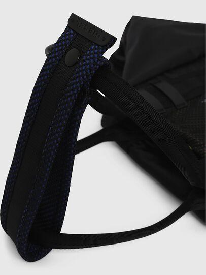 Diesel - D-CAGE SHOPPER, Black - Shopping and Shoulder Bags - Image 6