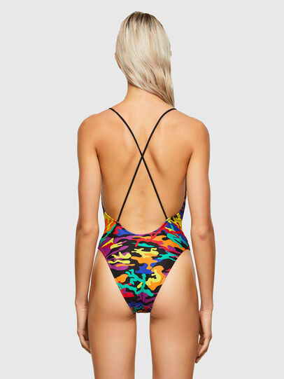 Diesel - BFSW-HERYKA-P, Multicolor - Swimsuits - Image 2