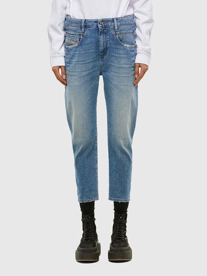 Diesel - Fayza 009EU, Light Blue - Jeans - Image 1