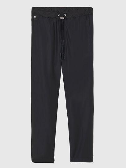 Diesel - P-RUST, Black - Pants - Image 1