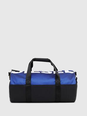 BOLD DUFFLE, Black/Blue - Bags