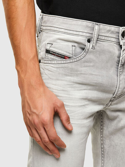 Diesel - Thommer 069RP, Light Grey - Jeans - Image 3