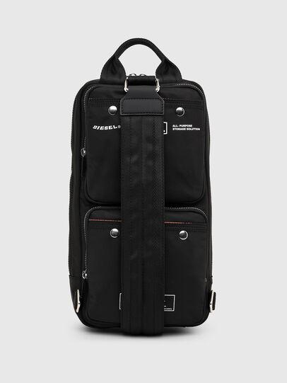 Diesel - VYRGO, Black - Crossbody Bags - Image 2