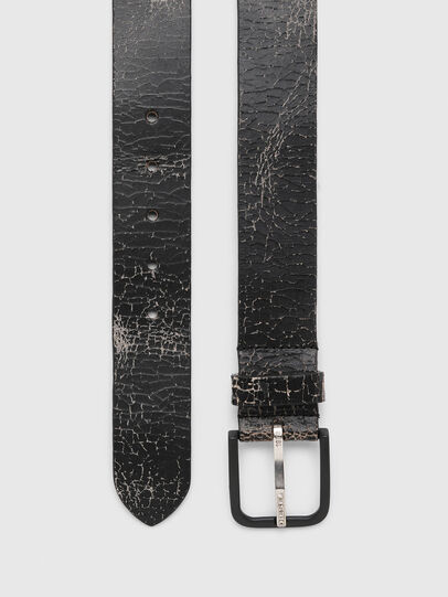 Diesel - B-REAL, Black - Belts - Image 3