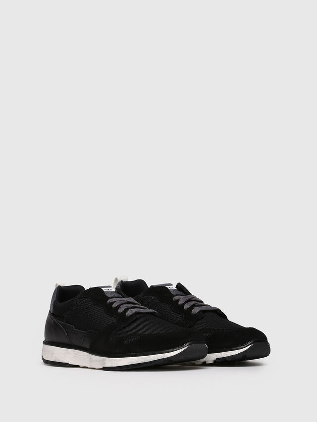 Diesel - S-RV LOW, Black - Sneakers - Image 3