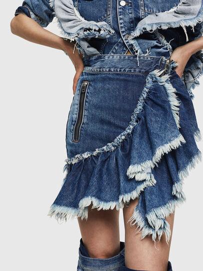 Diesel - DE-AGGIE,  - Skirts - Image 1