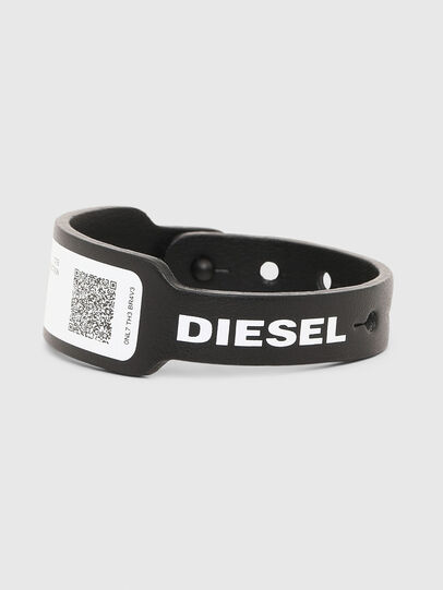 Diesel - A-WARD, Black - Bijoux and Gadgets - Image 1