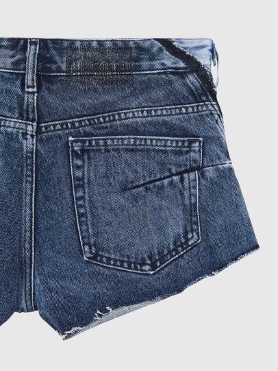 Diesel - DE-RIMY, Light Blue - Shorts - Image 4