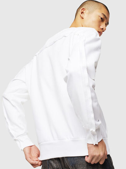 Diesel - S-BAY-RAW, White - Sweaters - Image 2