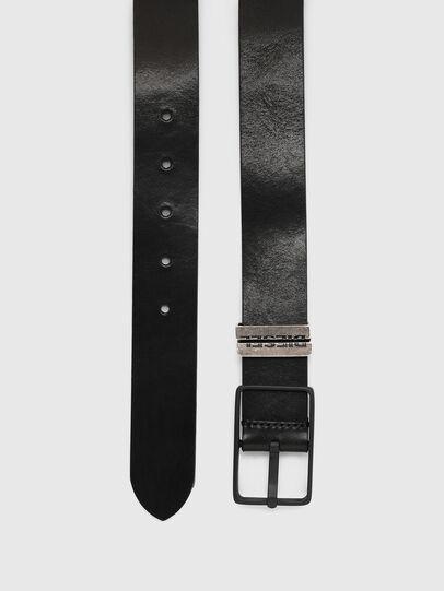 Diesel - B-MID, Black - Belts - Image 3