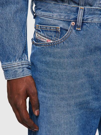 Diesel - D-Macs 009MG, Medium blue - Jeans - Image 3